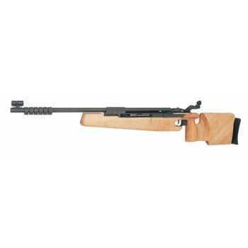 Пневматическая винтовка спортивная МР-532 4,5 мм (клееная береза)