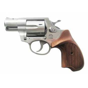 Травматический револьвер Гроза Р-02С нерж. (блест.) 9 мм