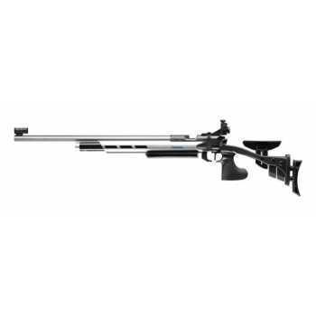 Пневматическая винтовка Umarex Hammerli AR-20 Silver Pro 4,5 мм (PCP, диоптрический прицел)