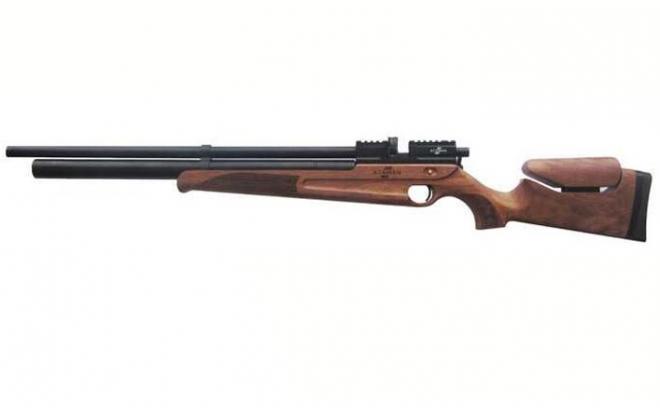 Пневматическая винтовка Ataman M2R Карабин 6,35 мм (Дерево)(магазин в комплекте)(116X/RB)