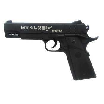 Пневматический пистолет Stalker S1911RD 4,5 мм (ST-12061RD)
