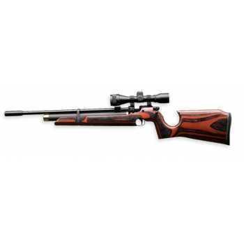 Пневматическая винтовка CZ 200 S Colour 4,5 мм (PCP, прицел 4х32)