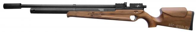 Пневматическая винтовка Ataman M2R Карабин 5,5 мм (Дерево)(магазин в комплекте)(115/RB)