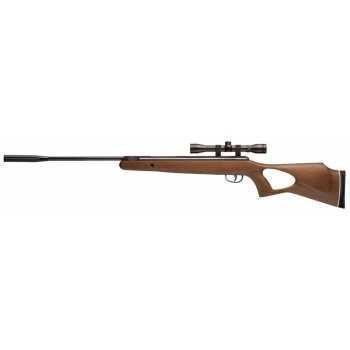Пневматическая винтовка Crosman Benjamin Titan NP 4,5 мм (переломка, дерево)