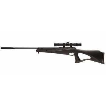 Пневматическая винтовка Crosman Benjamin Titan XS 4,5 мм (переломка, черн. пласт.)