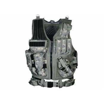 Тактический разгрузочный жилет UTG Leapers камуфляж (PVC-V547RT)