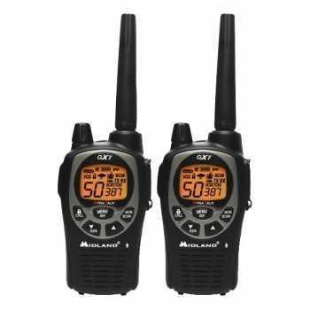 Радиостанция Midland GXT-1000 (блистер из 2-х р/ст)