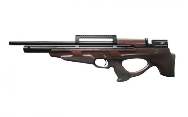 Пневматическая винтовка Ataman M2R Булл-пап новый дизайн 6,35 мм (Дерево)(816/RB)