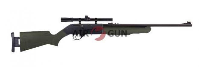 Пневматическая винтовка Crosman Torrent SX 4,5 мм