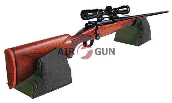 Мягкая опора для ружья Allen (передняя и задняя часть) (3 шт./уп.)
