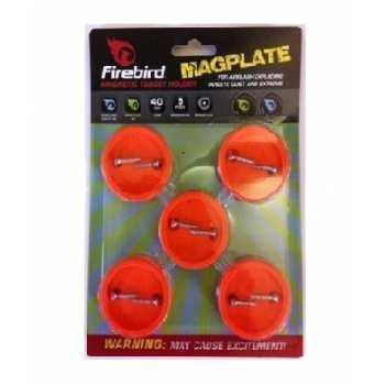 Набор магнитных держателей для мишеней диаметром 40 мм Firebrid Target