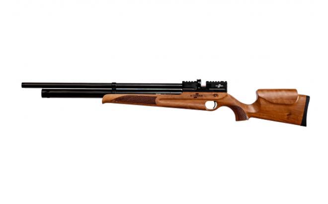 Пневматическая винтовка Ataman M2R Карабин укороченная 6,35 мм (Дерево)(магазин в комплекте)(166C/RB)