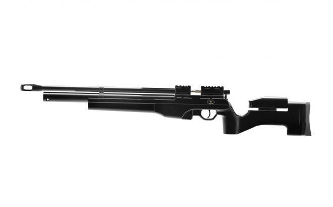 Пневматическая винтовка Ataman M2R Тип I Тактик укороченная 6,35 мм (Черный)(магазин в комплекте)(226C/RB)