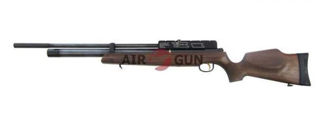Пневматическая винтовка Hatsan AT44X-10 Wood PCP 4,5 мм