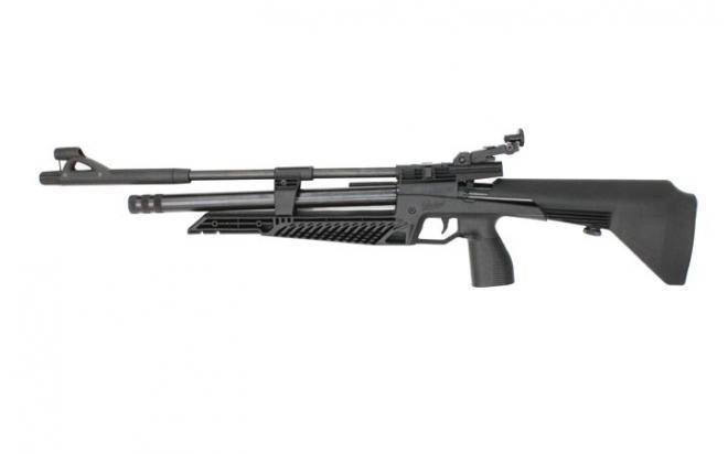 Пневматическая винтовка МР-553К 4,5 мм