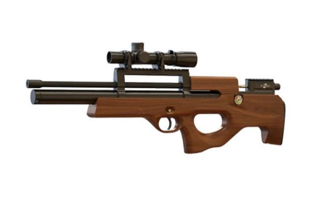 Пневматическая винтовка Ataman ML15 Булл-пап 9 мм (Дерево)