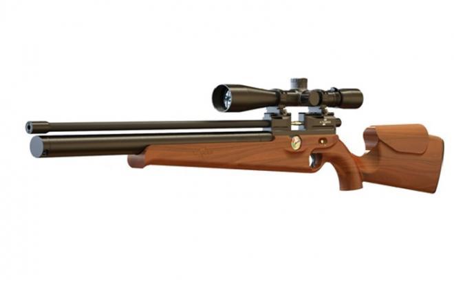 Пневматическая винтовка Ataman ML15 5,5 мм (Дерево)