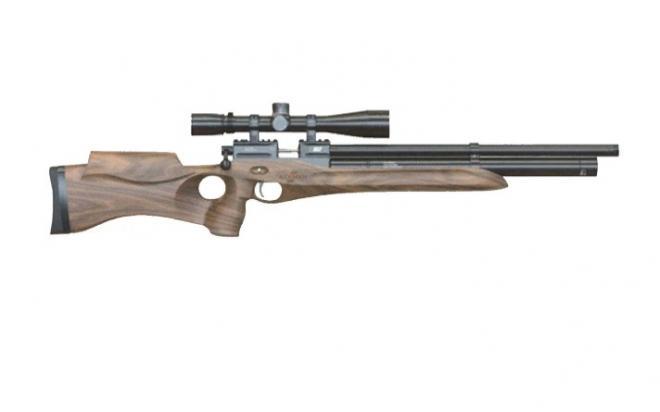 Пневматическая винтовка Ataman M2R Эргономик Карабин 6,35 мм (Дерево)(магазин в комплекте)