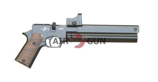Пневматический пистолет Ataman AP16 стандарт 4,5 мм