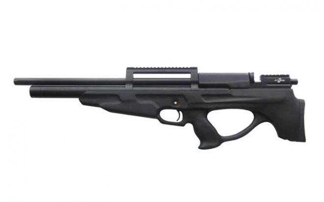 Пневматическая винтовка Ataman M2R Булл-пап 6,35 мм (Чёрный)(новый дизайн)(826/RB)