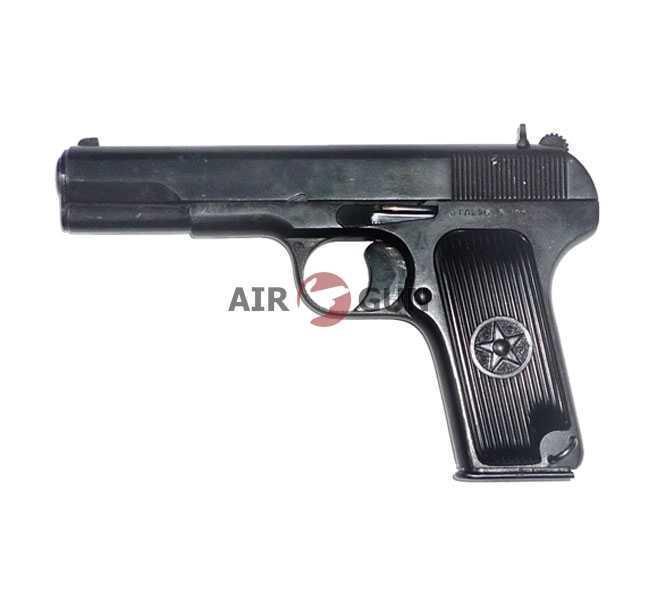 Оружие списанное охолощенное пистолет ТТ (СХП)
