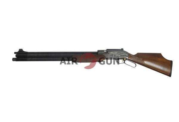 Пневматический карабин Air rifle Sumatra 2500R РСР 6,4 мм