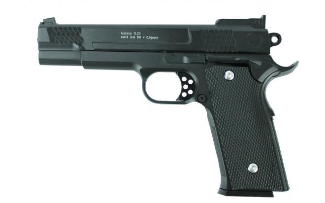 Модель пистолета Browning (Galaxy) G.20