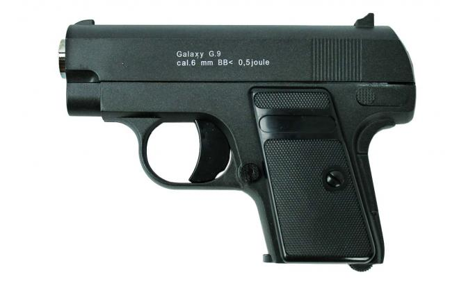Модель пистолета COLT25 mini (Galaxy) G.9