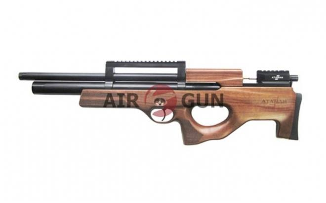 Пневматическая винтовка Ataman M2R Тип II Карабин Тактик укороченная 5,5 мм (Дерево)(магазин в комплекте)(315C/RB)