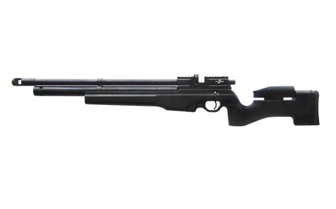 Пневматическая винтовка Ataman M2R Тип I Карабин Тактик укороченная 5,5 мм (Черный)(магазин в комплекте)(225C/RB)