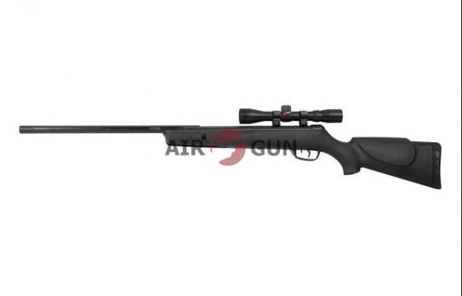 Пневматическая винтовка Gamo Big Cat 1250 3J 4,5 мм (переломка, пластик, прицел LC 4x32 WR)