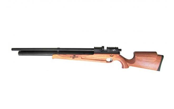 Пневматическая винтовка Ataman M2R Эксклюзив 5,5 мм (Дерево)(магазин в комплекте)(165C/RB)