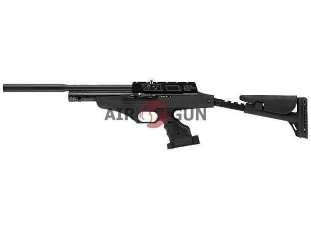 Пневматический пистолет Hatsan AT-P2 Tact QE 4,5 мм