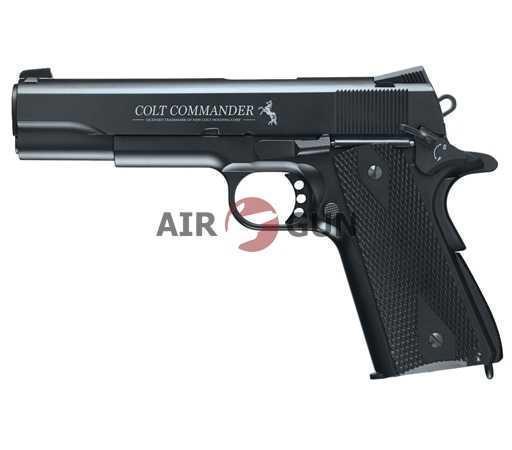 Пневматический пистолет Umarex Colt Commander 4,5 мм