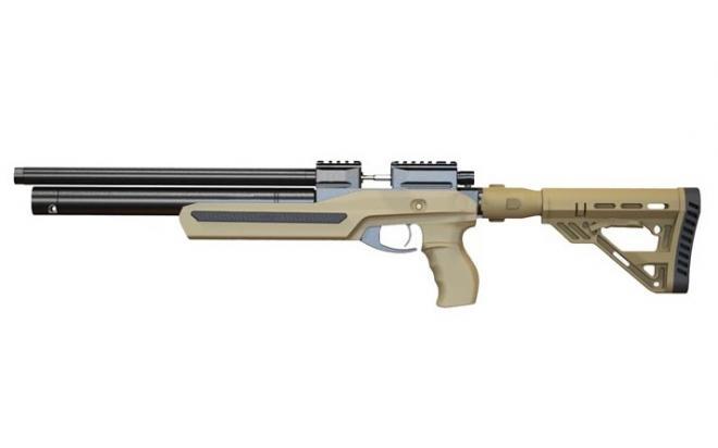Пневматическая винтовка Ataman M2R Ultra-C 5,5 мм (Зелёный)(магазин в комплекте)(735/RB)
