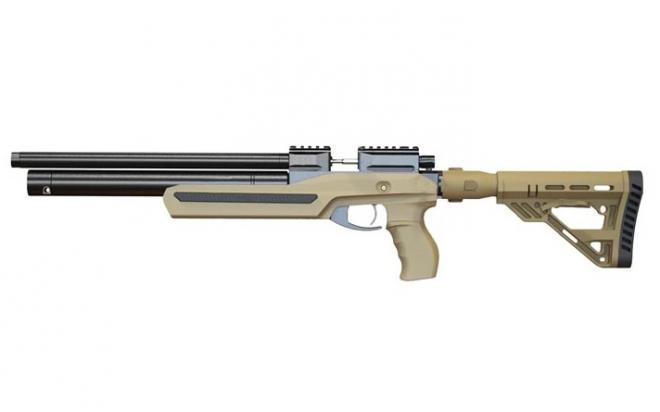 Пневматическая винтовка Ataman M2R Ultra-C 5,5 мм (Песочный)(магазин в комплекте)(745/RB)