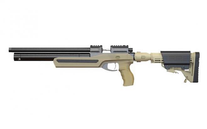 Пневматическая винтовка Ataman M2R Ultra-C Limited Edition 5,5 мм (Песочный)(магазин в комплекте)(745X/RB)