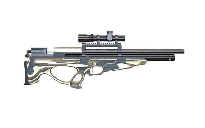 Пневматическая винтовка Ataman M2R Булл-пап 6,35 мм (Песочный)(магазин в комплекте)(886/RB)