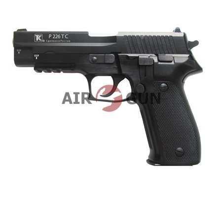 Служебный пистолет P226TС TK-Pro 10x28