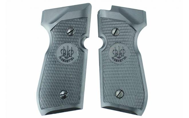 Пластиковые накладки на рукоять пистолета Beretta 92 (Umarex M92 FS 419.130)