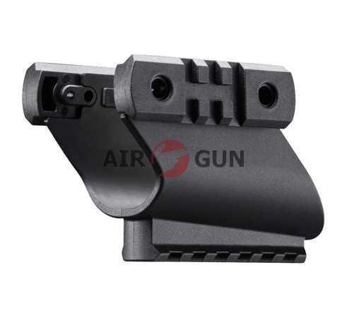 Планка на 3 рельсы Пикатинни (475.101) для установки на пневматическую винтовку Umarex Cx4 Storm