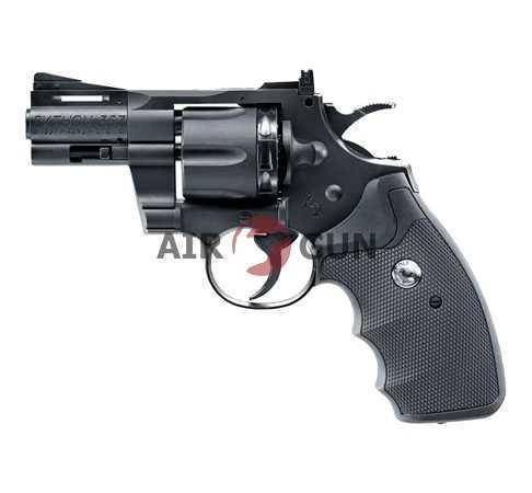 Пневматический пистолет Umarex Python .357 black 2,5