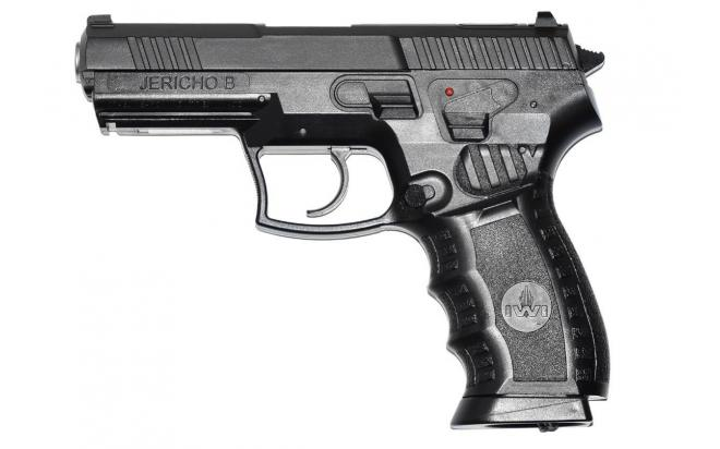 Пневматический пистолет Umarex IWI Jericho B 4,5 мм