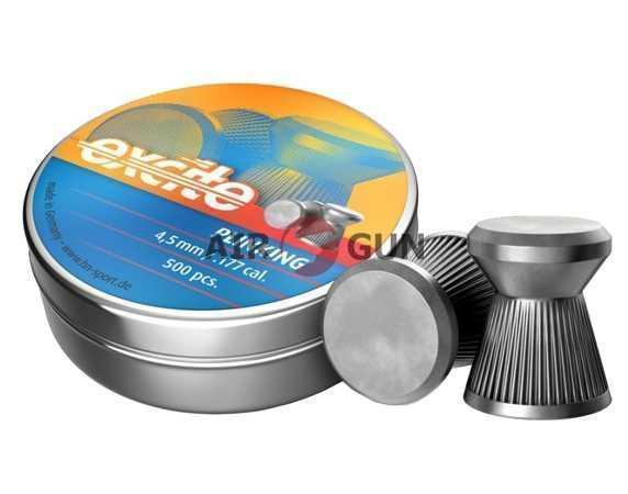 Пули пневматические H&N Excite Plinking 4,5 мм 0,48 грамма (500 шт)