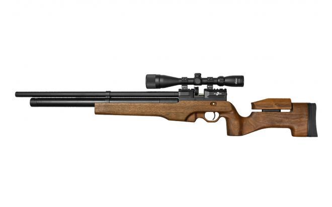 Пневматическая винтовка Ataman M2R Тип I Карабин Тактик укороченная SL 6,35 мм (Дерево)(магазин в комплекте) (216С/RB-SL)