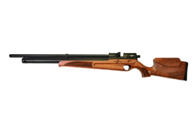 Пневматическая винтовка Ataman M2R Тип IV Карабин Тактик укороченная 5,5 мм (Дерево)(магазин в комплекте) (615С/RB)