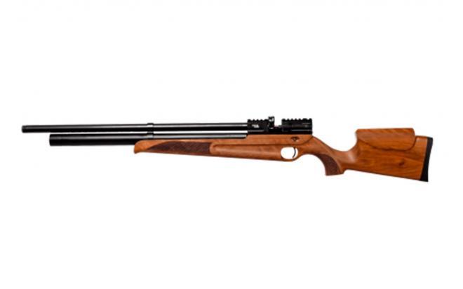 Пневматическая винтовка Ataman M2R Карабин укороченная 5,5 мм (Дерево)(магазин в комплекте) (115C/RB)