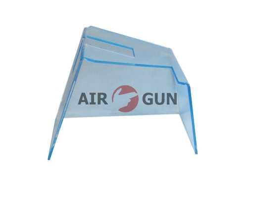 Подставка под пневматический пистолет с логотипом Gletcher UZM