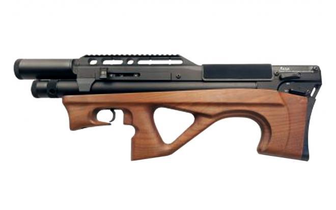 Пневматическая винтовка EDgun Леля сверхкомпактная однозарядная 5,5 мм