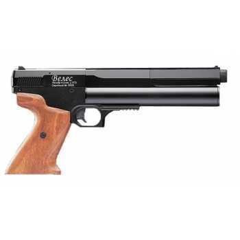 Пневматический пистолет Велес EDgun укороченный 4,5 мм